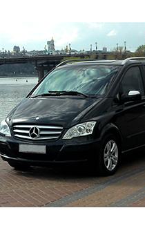Минивэн такси Штормовое - Севастополь